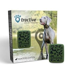 Tractive GPS TRAHU1 Hunters Edition