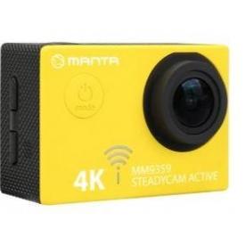 Manta MM9359 4K Sport Camera with Image Stabilization