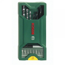 Bosch X-line Acessory Set 15 pc(s)