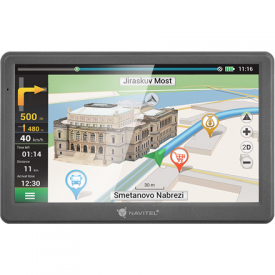 Navitel Personal Navigation Device E700 Maps included, GPS (satellite), 7 TFT touchscreen