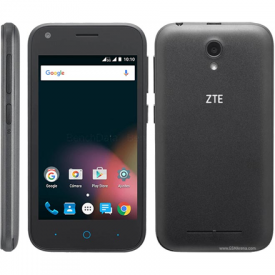 "ZTE Blade L110 Black, 4.0 "", TFT, 480 x 800 pixels, Spreadtrum, SC7731G, Internal RAM 1 GB, 8 GB, microSD, Dual SIM, Micro-SIM, 3G, Main camera 5 MP, Secondary camera 2 MP, Android, 6.0, 1400 mAh"