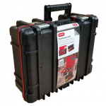 Keter Tool Box with Organizer Technician 22