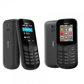 "Nokia 130 (2017) Black, 1.8 "", TFT, 120 x 160 pixels, 4 MB, 0.008 GB, microSD, Dual SIM, Mini-SIM, Bluetooth, 3.0, USB version microUSB 2.0, Built-in camera, Main camera VGA MP, 1020 mAh"