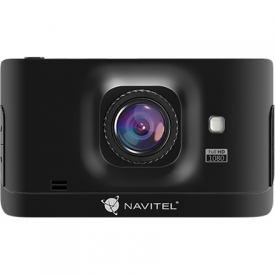 Navitel R400 Camera resolution 1920 x 1080 pixels, Audio recorder, Movement detection technology
