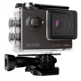 Acme VR04 Compact HD sports and action camera Built-in speaker(s)