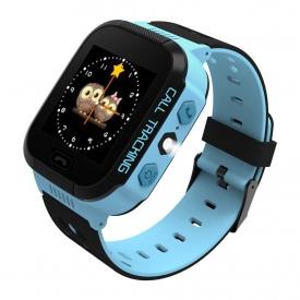 Išmanusis laikrodis ART Watch Phone Go with locater GPS – Flashlight Blue