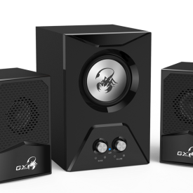 Genius Speakers SW-G2.1 500, Black