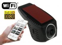 U-Drive WIFI – Car digital video recorder FULL HD. Dashcam type, 1080p