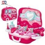 Žaislas Kosmetikos rinkinys lagamine