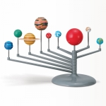Edukacinis žaislas Saulės sistema