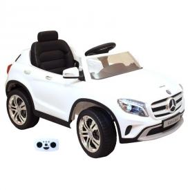 Elektrinis automobilis Mercedes Baltas/Raudonas/Mėlynas